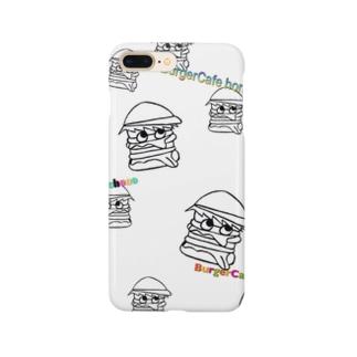 あふれるhonohonoくん Smartphone cases