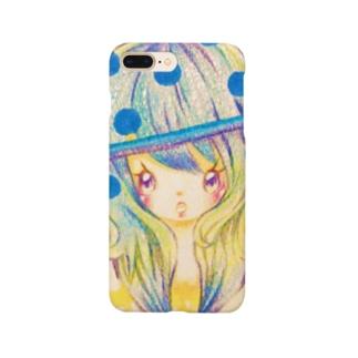 地球Otakuちゃん Smartphone cases