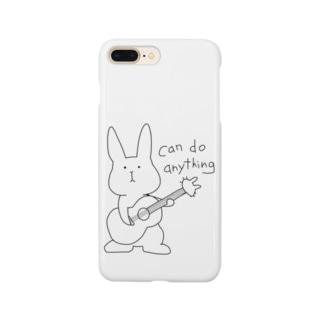 ウサギター Smartphone cases
