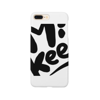 mikeeのmikee Smartphone cases