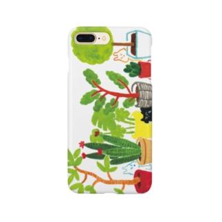 shokubutsu Smartphone cases