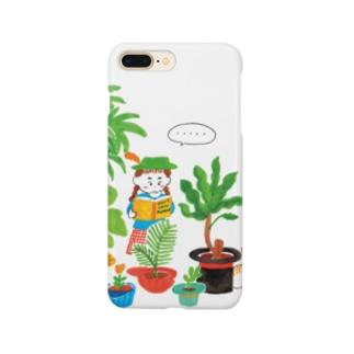 Shokubutsu2 Smartphone cases