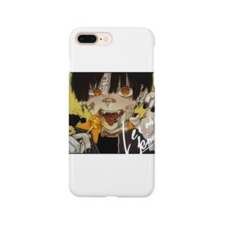 ぴあしゅ少年 Smartphone cases