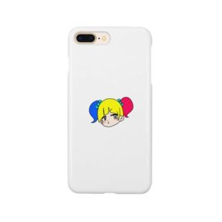 シンゴウチャン Smartphone cases