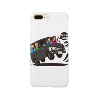 テンネンパーマファミリーVAN Smartphone cases