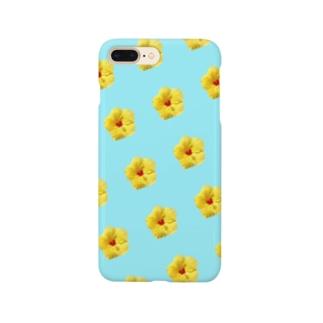 POPなハイビスカス Smartphone cases