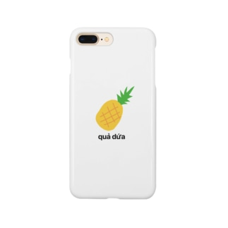 pineapple Smartphone cases