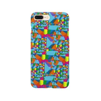 フルカラフル Smartphone cases