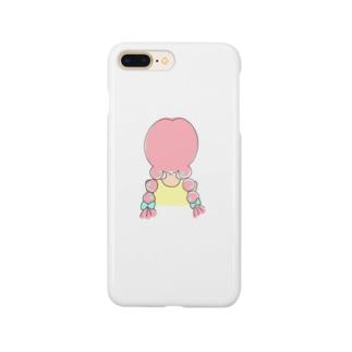 Summer girl Smartphone cases