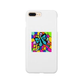 LanbR(ランブル)の蝶の目 Smartphone cases