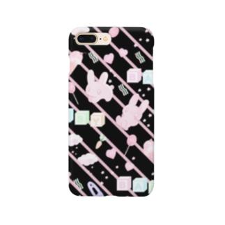 ウサギ・パターン・ファンシー(★) Smartphone Case