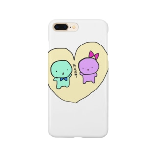 えむちゃんのあいらぶゆー Smartphone cases