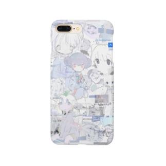 ゆーきん×砂気球 Smartphone cases