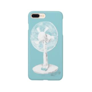 せんぷうき Smartphone cases