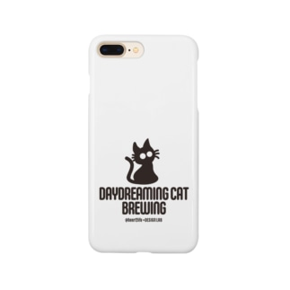 DaydreamingCatBrewing_logo Smartphone cases