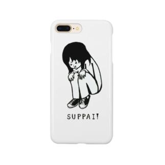 SUPPAI! Smartphone cases
