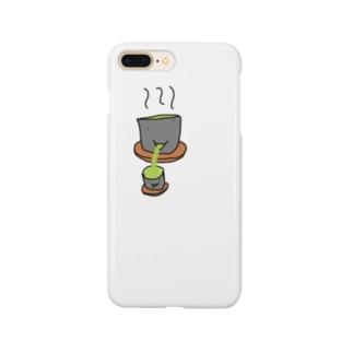 SOCHAさんたち Smartphone cases