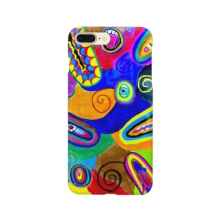 Misty world Smartphone cases
