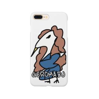 ゲロマブ鶴スケバン Smartphone cases