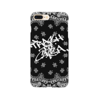 trash to cash×Paisley Smartphone cases