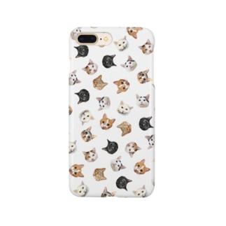 うちの猫ら Smartphone cases