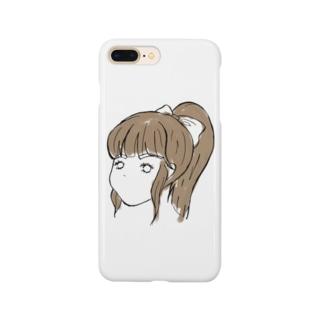 Sofのクチナシ女 Smartphone cases
