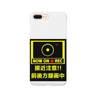 ドラレコ風 Smartphone cases
