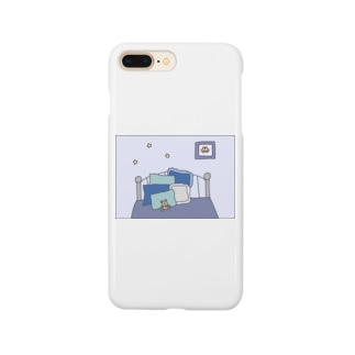 Cloudy_Gleamのkids room Smartphone cases