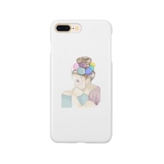 バルーン少女 Smartphone cases