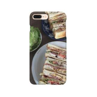ご機嫌なアメリカンクラブサンド Smartphone cases
