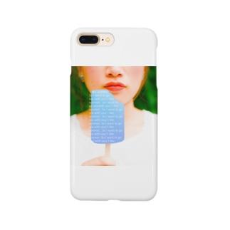 あなたと海に行きたい女の子 Smartphone cases