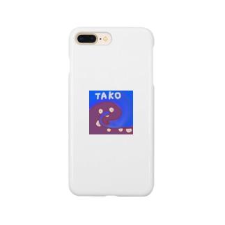 ERIKAのOctopus Smartphone cases