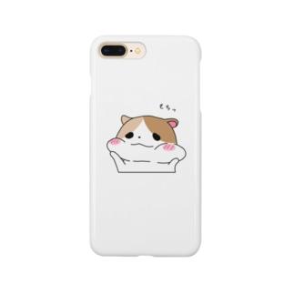 もちハム Smartphone cases