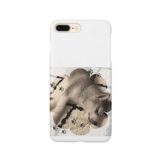 ハスキー  HAKU 2 Smartphone cases
