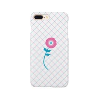 ガーベラ Smartphone cases