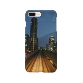 ゆりかもめからの東京 Smartphone cases