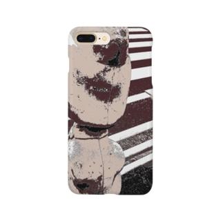バックショットオブラブ Smartphone cases