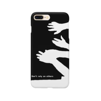 すがりつく Smartphone cases