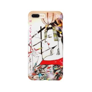 華吉原 Smartphone cases