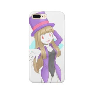 マジシャン・ジパ子 Smartphone cases