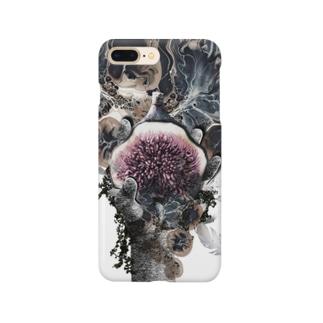汚染 Smartphone cases