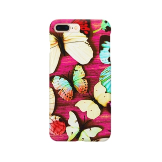 paper butterfly Smartphone cases