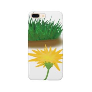 PROPPYの野に作けなげ Smartphone cases