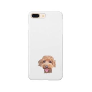 海老太郎のスマイルちゃん Smartphone cases