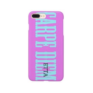 carpe diem Smartphone cases