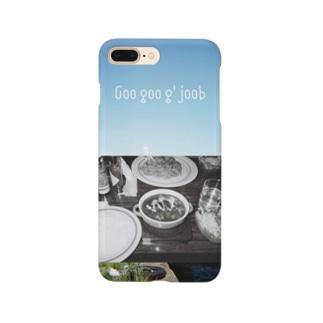 Ryota NakashimaのGoo goo g' joob Smartphone cases