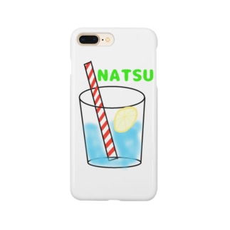 Chebのナツだ〜!! Smartphone cases