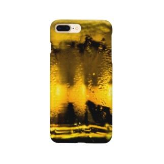 キンッキンに冷えた生ビール Smartphone cases