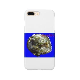 shimaの隠岐のホンヤドカリ Smartphone cases