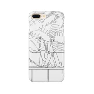 skaters, Dionaeamuscipulaバージョン Smartphone cases
